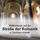 Splashscreen der Romanik-App