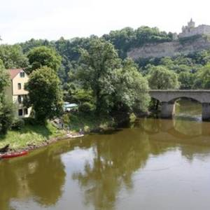 Saaleck, Rudelsburg
