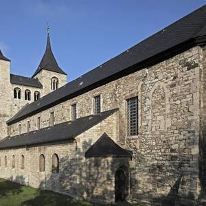 Stiftskirche St. Cyriakus, Frose