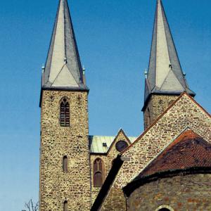 Benediktinernonnen-Kloster St. Laurentius, Hillersleben