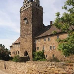 Burg und Schloss, Allstedt