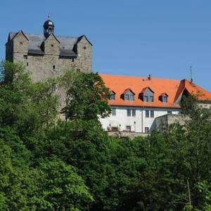 Benediktinerkloster St. Pankratius und Abundus, Ballenstedt