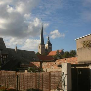 Oberkirche Unser Lieben Frauen, Burg