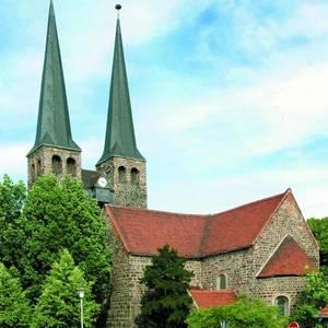 Unterkirche St. Nicolai, Burg