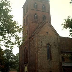 Augustinernonnen-Klosterkirche St. Maria und Crucis, Diesdorf