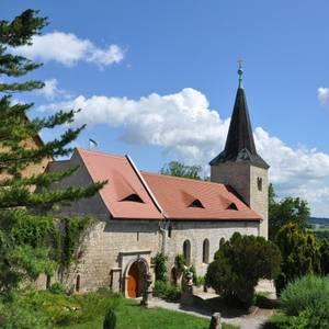 Klosterkirche St. Benifatius, Zscheiplitz
