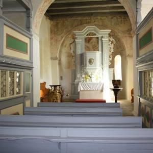 Dofkirche St. Lucia, Flemmingen