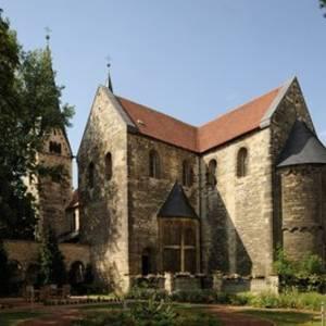 Benediktinerinnenklosterkirche St. Georg und Pancratius