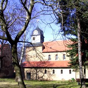 Benediktinerkloster Mariae Himmelfahrt, Klostermansfeld