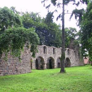Ruine Kirche Unser Lieben Frauen, Loburg