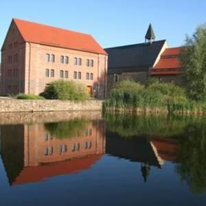 Kloster St. Marien Helfta, Lutherstadt Eisleben