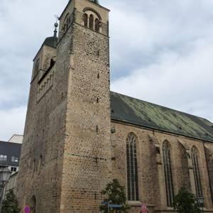 Katholische Kathedrale St. Sebastian, Magdeburg