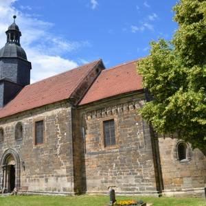 Margareten-Kirche zu Steinbach, Bad Bibra