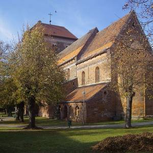 Pfarrkirche St. Laurentius / St. Nikolaus, Sandau
