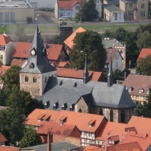 Kirche St. Johannes, Wernigerode