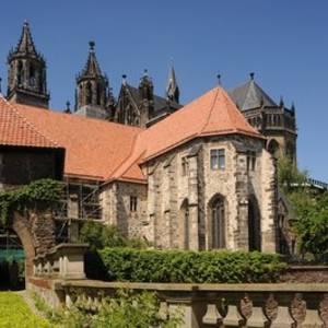 Dom zu Magdeburg, Domkirche St. Mauritius und St. Katharina