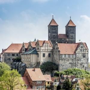 Stiftskirche St. Servatius, Quedlinburg