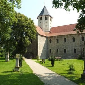 Klosterkirche St. Vitus, Kloster Gröningen